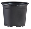 100mm TEKU Squat Pot - Black VCG