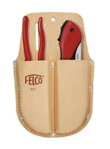 Felco 4 Secateur + Felco 600 Pull saw + Felco 921 Leather Holster - Special Pack