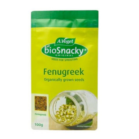 Fenugreek Sprouting Seeds by A.Vogel - Organically Grown