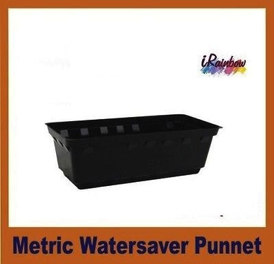 Metric Watersaver Punnet  -  For Gadren Seedling & Plant Cutting Propagation - AusPots Permaculture