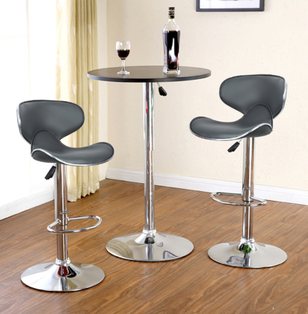 Lot 2 tabourets de bar design