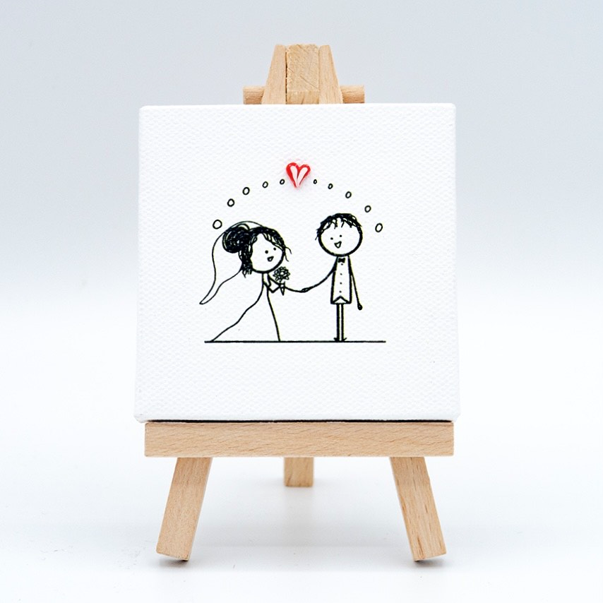 Hitched Canvas
