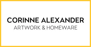 Artwork & Homeware by Corinne Alexander - All designed & made in the UK