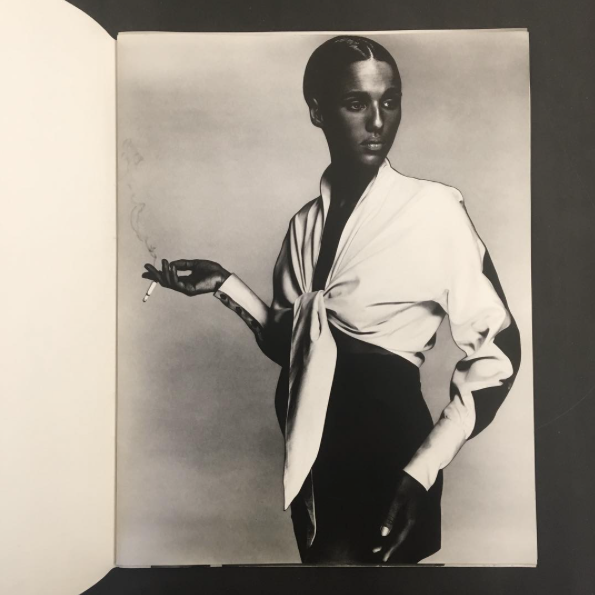 MARTINE SITBON by Nick Knight - tailor books