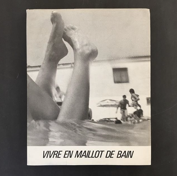 FRANCO FONTANA AND OTHERS / Vivre en maillot de bain - tailor books