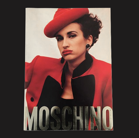 MOSCHINO / To be or not to be, that's fashion ! - tailor books