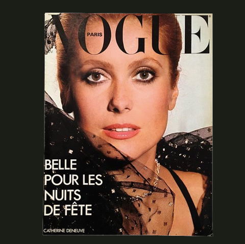 VOGUE / NOVEMBRE 1977 - tailor books