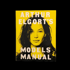 ARTHUR ELGORT / Model Manual - tailor books