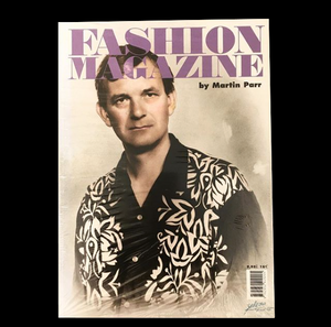 FASHION MAGAZINE BY MARTIN PARR, Summer 2005 - tailor books