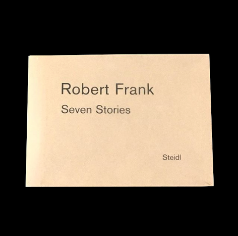 ROBERT FRANK / Seven Stories - tailor books