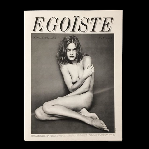 ÉGOÏSTE #15 - tailor books