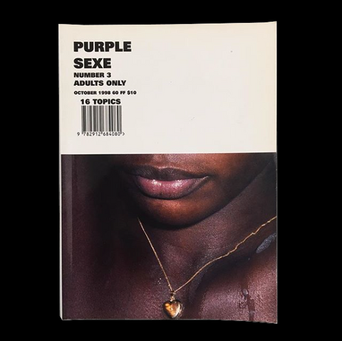 PURPLE SEXE #3 - tailor books