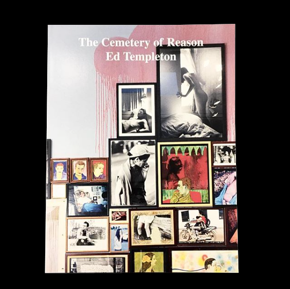 ED TEMPLETON / The cemetery of reason - tailor books