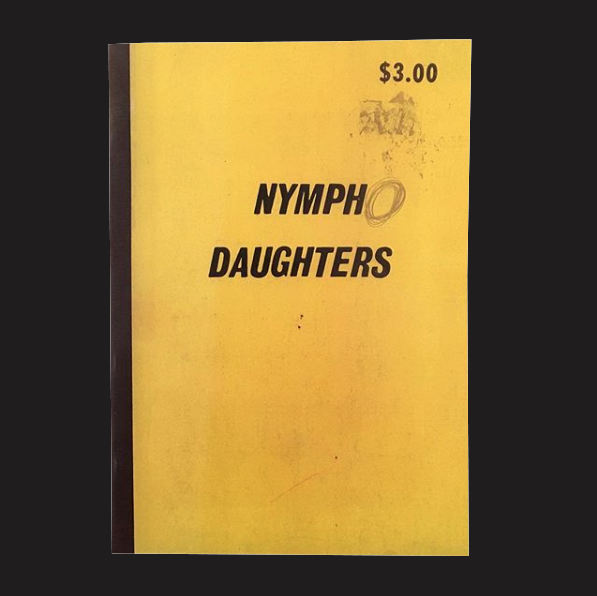 TODD HIDO / Nymph Daughters - tailor books