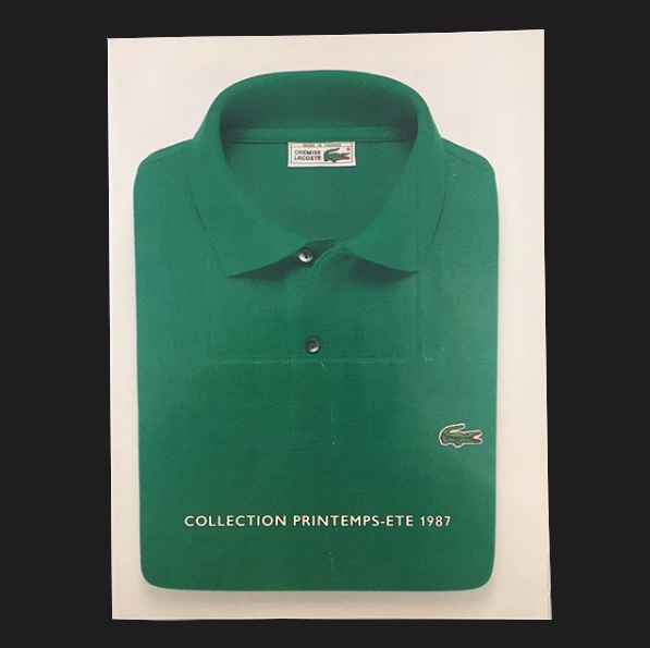 LACOSTE / Spring-Summer 1987 - tailor books