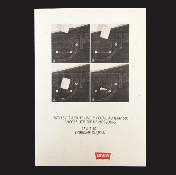 LEVI'S - tailor books