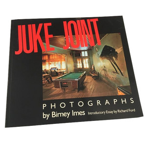 BIRNEY IMES / Juke Joint - tailor books