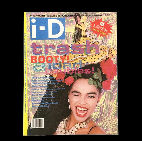 i-D Magazine - tailor books