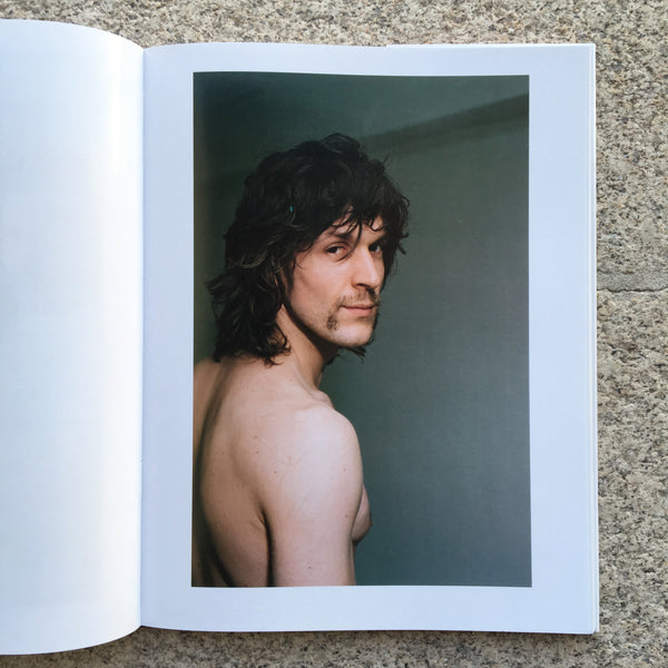WOLFGANG TILLMANS / Portraits - tailor books