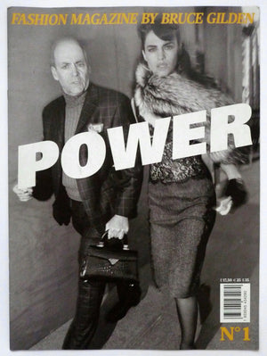 BRUCE GILDEN / Fashion Magazine - Power, Fame, Addictions, Body, Fantasmes, Exclusive, Illicit - tailor books
