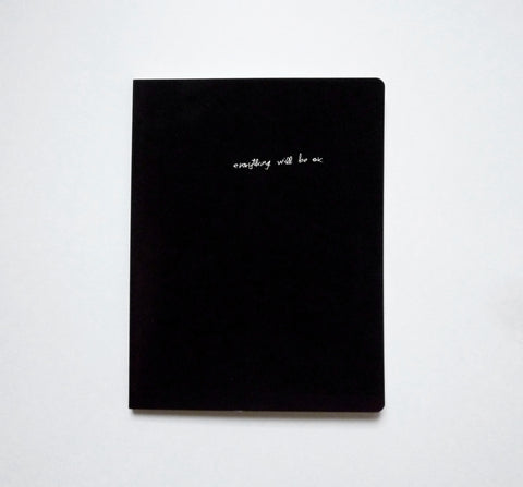 ALBERTO LIZARALDE / Everything will be ok - tailor books