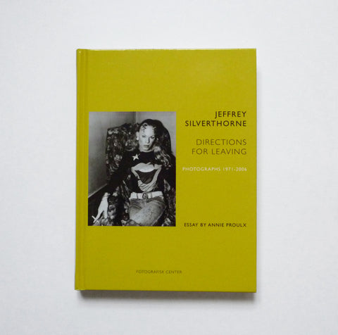 JEFFREY SILVERTHORNE / Direction for leaving - tailor books