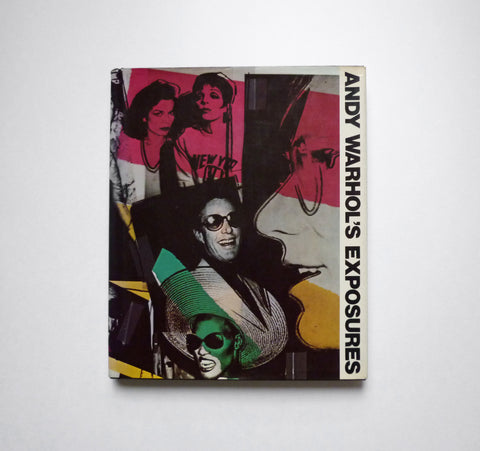 ANDY WARHOL / Andy Warhol's Exposures - tailor books