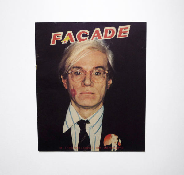 FAÇADE N°4 (Andy Warhol) - tailor books