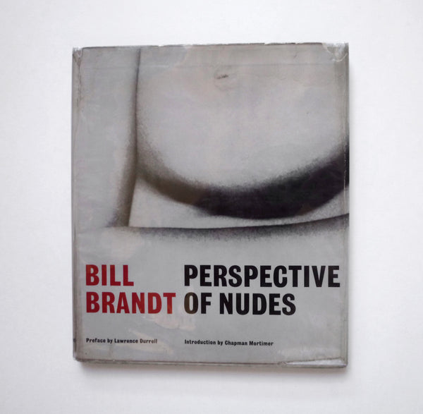 BILL BRANDT / Perspective of nude - tailor books