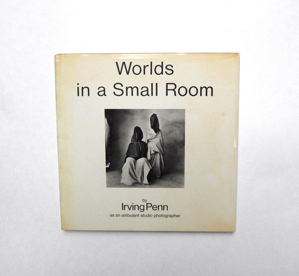 IRVING PENN / Worls in a Small Room - tailor books