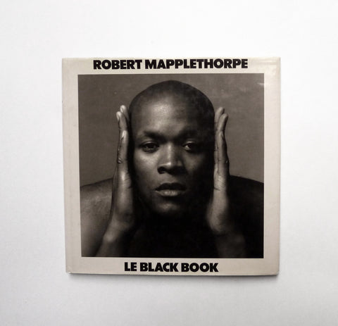 ROBERT MAPPLETHORPE / Le Black Book - tailor books