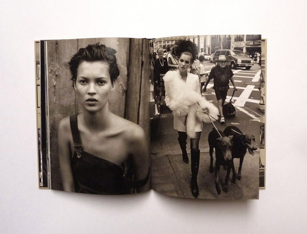 PETER LINDBERGH / 10 women by Peter Lindbergh - tailor books