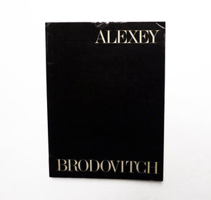 GEORGES TOURDJMAN / Alexey Brodovitch - tailor books