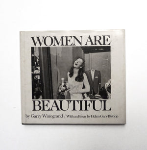 GARRY WINOGRAND / Women are beautiful - tailor books