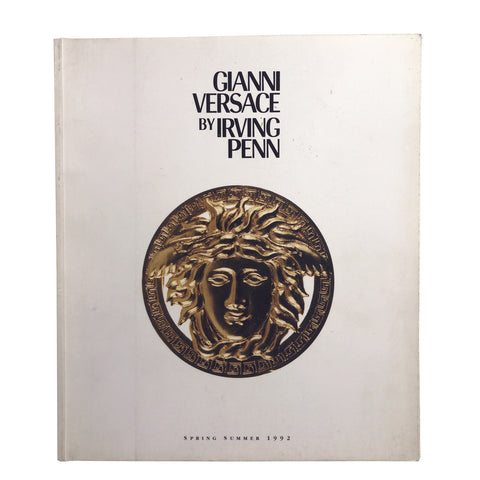 GIANNI VERSACE par IRVING PENN - tailor books