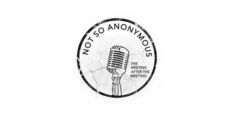 Not So Anonymous Podcast logo