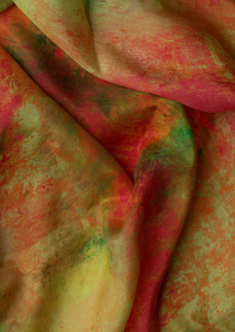 """Autumn Glory"" Oblong Scarf"