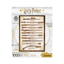 Load image into Gallery viewer, Harry Potter Puzzle - Wands 1000 pieces