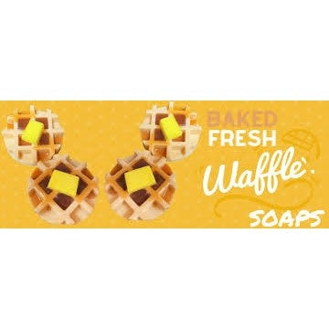 Waffle Scented Soap Bars