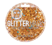 Load image into Gallery viewer, GLITTER - Peel Off Glitter Spa Face Mask 🧖‍♂️