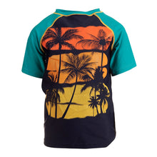 Load image into Gallery viewer, Rash Guard Teal