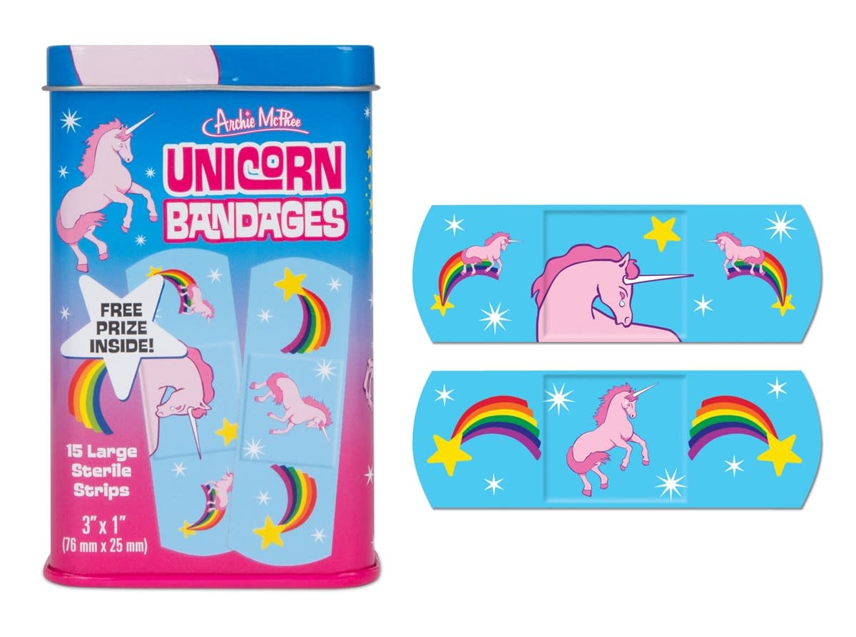 Bandage/Bandaids - Unicorn & Rainbows