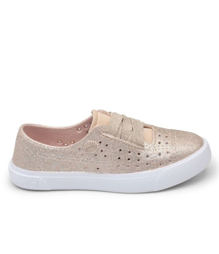 Rioo-T - Rose Gold Metallic Ultralight Sneakers