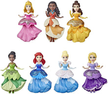 Load image into Gallery viewer, Disney Princess Dolls - Royal Clips Fashion