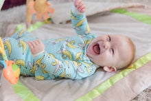 Load image into Gallery viewer, Banana - Convertible Zippie Romper/Sleeper