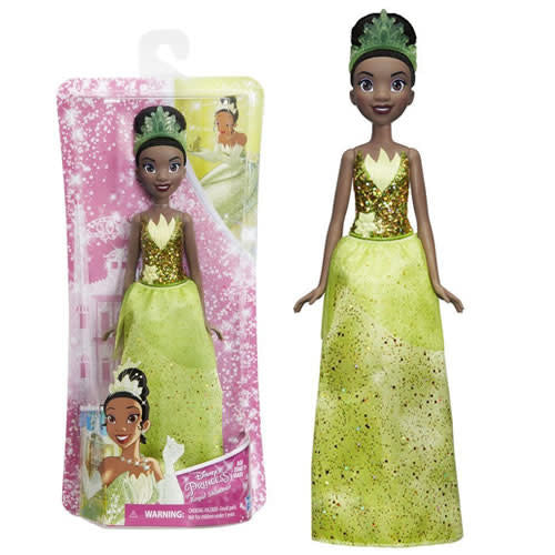 Disney Princesses Dolls - Royal Shimmer Tiana