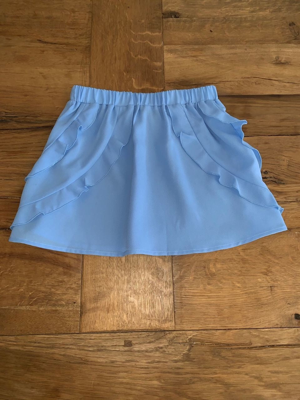 Amy Skirt Light Blue