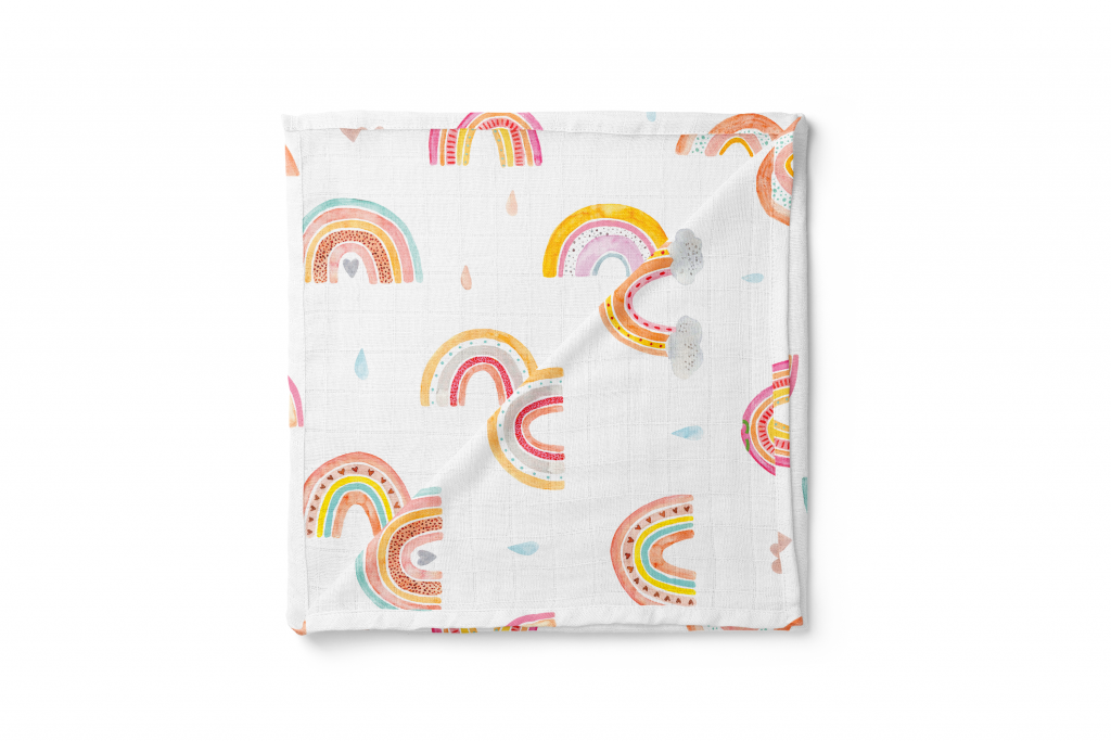 Chase Rainbows - Hooded Bath Towel