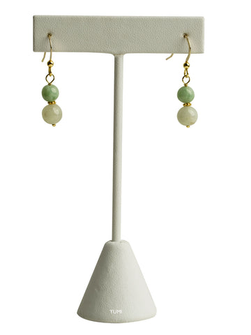 Duo Jade Earrings