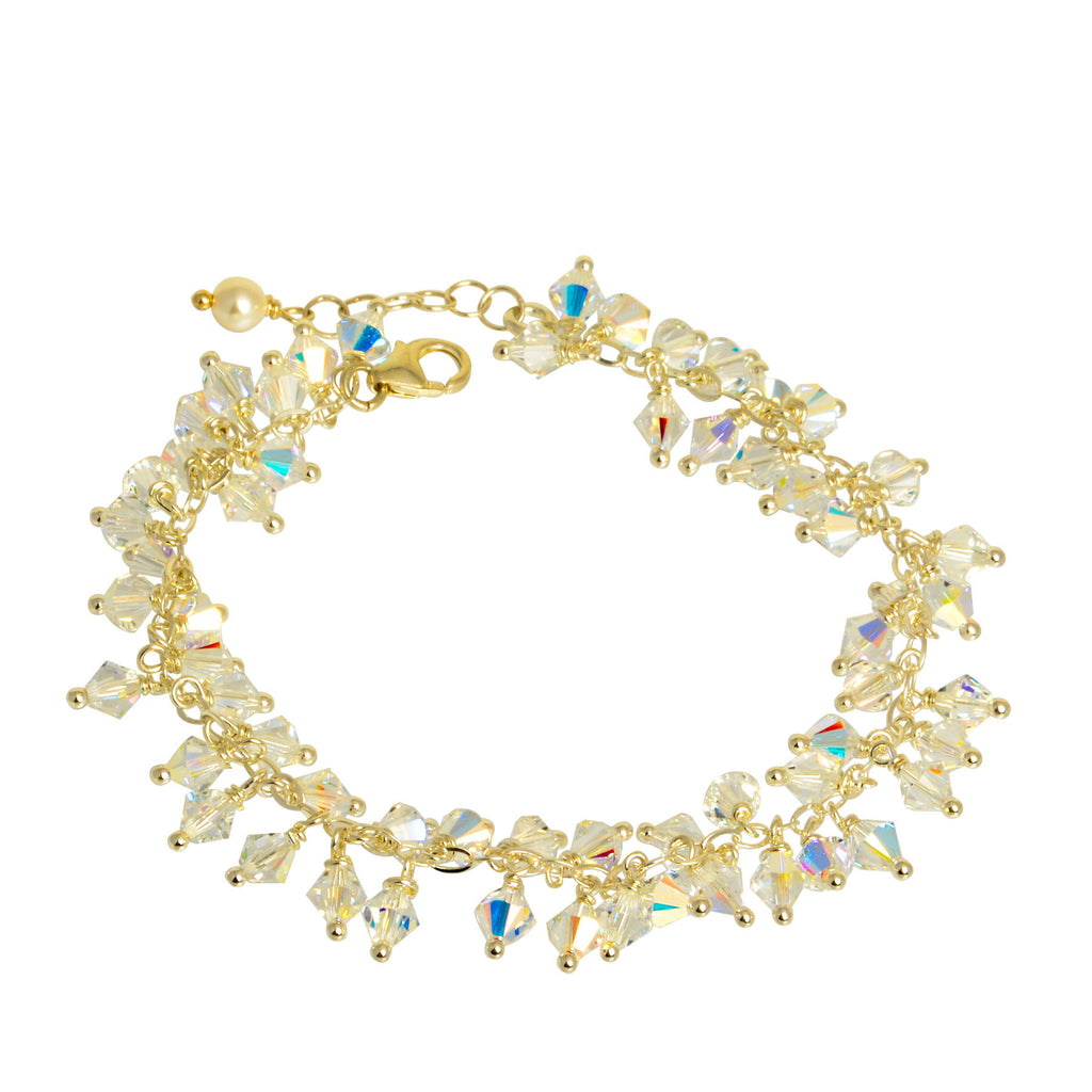 Crystal Magic Charm Bracelet